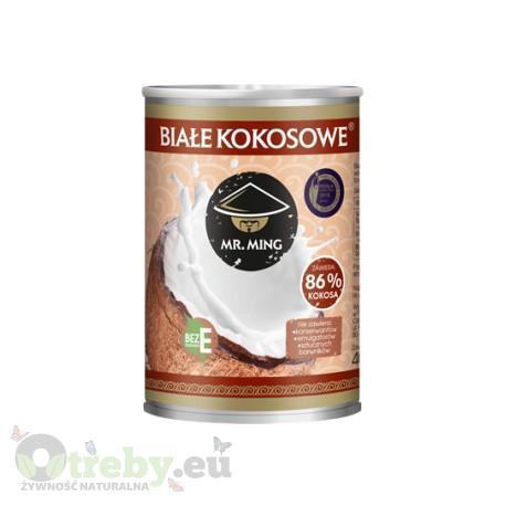Białe kokosowe 86%